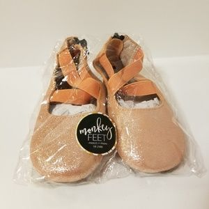 New in bag Enchanted Monkey Feet ballet flats